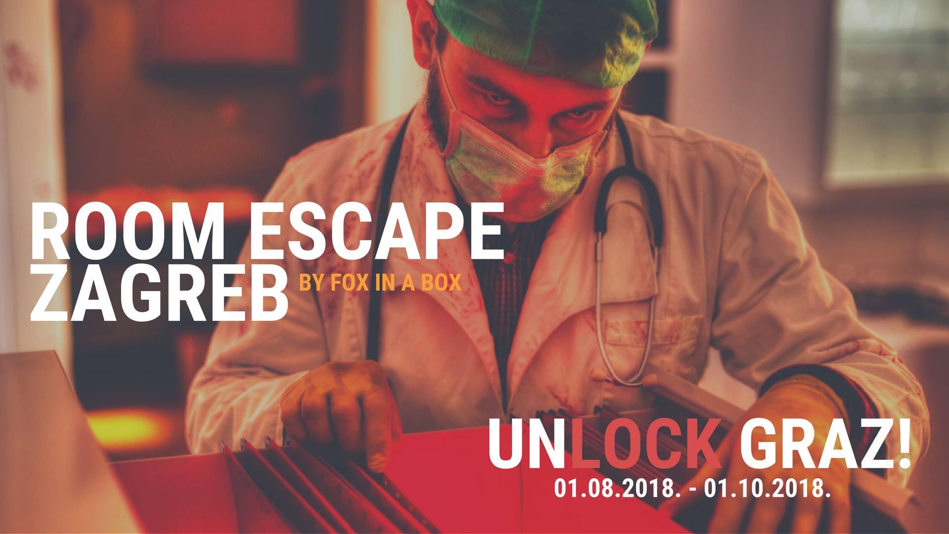 Unlock Graz Zombies Edition Fox In A Box Escape Room